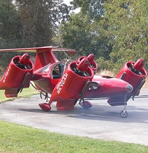Moller Skycar: A 30-Year Project That Now Unveils A Real Flying Car