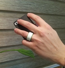 Tuit: Unlocks Your NFC Enabled Smartphone With A Security Ring