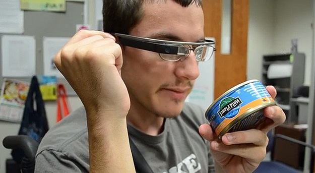 OpenGlass Visually Impaired Glasses