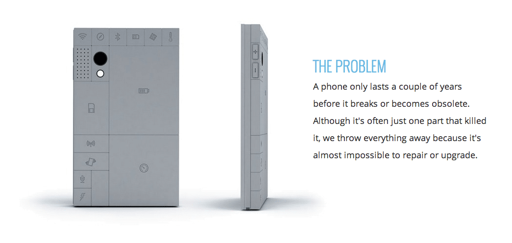 Phonebloks: Impressive Modular Smartphone That Saves The Planet