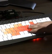 Touch-Display Keyboard Prototype Promises Full Graphical Customization
