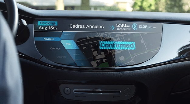 The Future Of Car Technology According To QNX