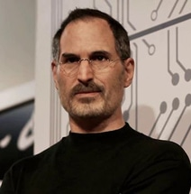 Steve Jobs Returns As An Insanely Lifelike Wax Figure
