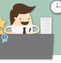 Study Shows To Reach Success Work Happier Not Harder [Infographic]