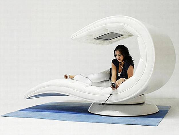 TV Chaise Epic Furniture