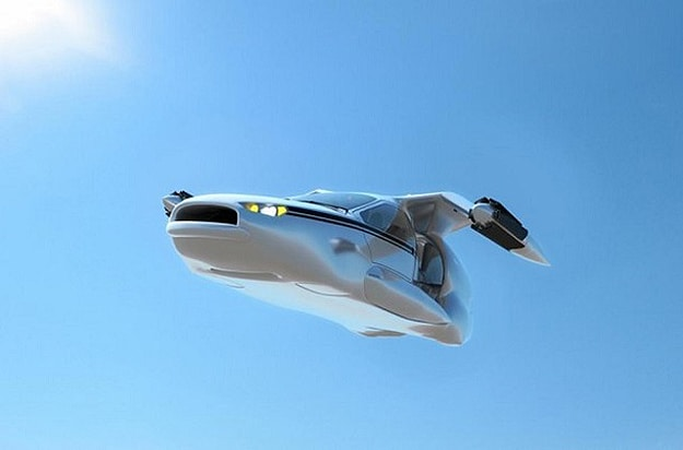 Terrafugia To Start Marketing Two Flying Car Models In 2015
