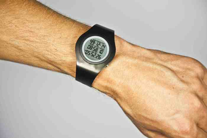 Tikker: The Watch That Counts Down The Time Until Your Imminent Death