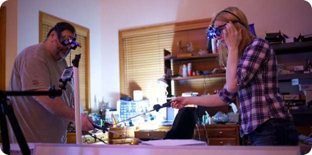 castAR 3D Holographic Glasses 1
