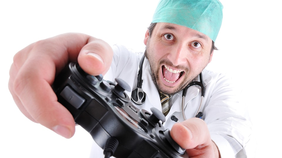 Doctors Who Play Video Games More Likely To Perform Successful Surgery