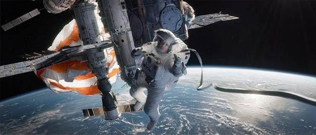 gravity movie film sandra bullock