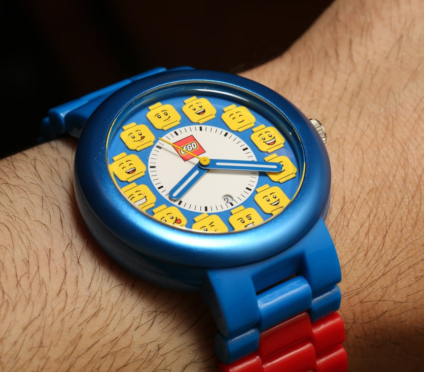 LEGO Watches For Adults: A Geeky Collection To Drool Over