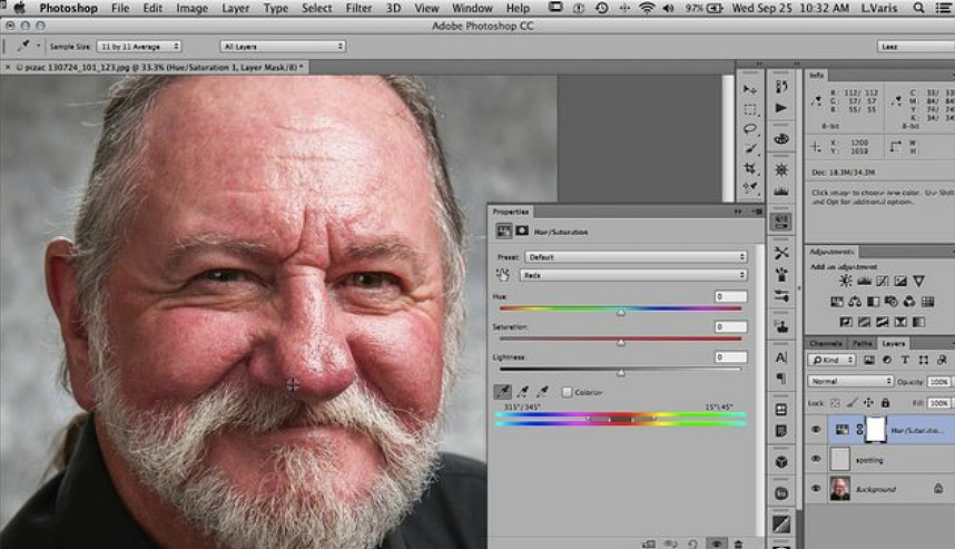 How To Retouch Shiny Skin In Photoshop (And Keep It Looking Natural)