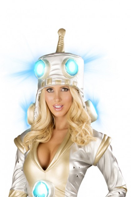 Private: 5 Sexy Halloween Costumes For The Female Geek