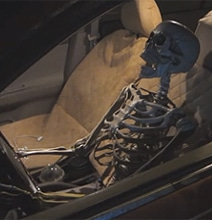 Spooky Drive-Thru Halloween Skeleton Prank Is Worth Doing Yourself