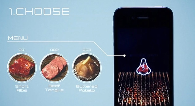 New Way To Taste Food: Smell It Through A Ridiculous Smartphone Add-On