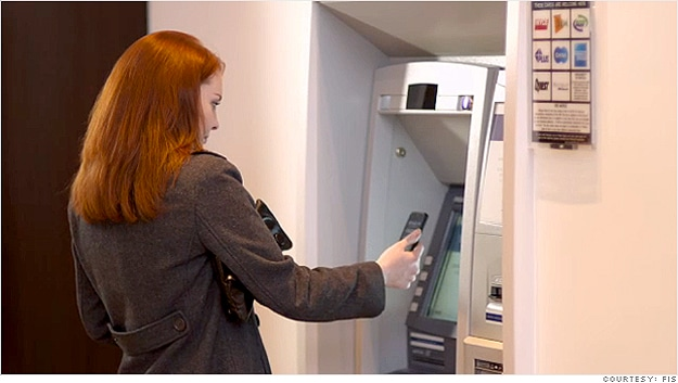 Get Money From ATM With Your Smartphone: Now There's An App For That