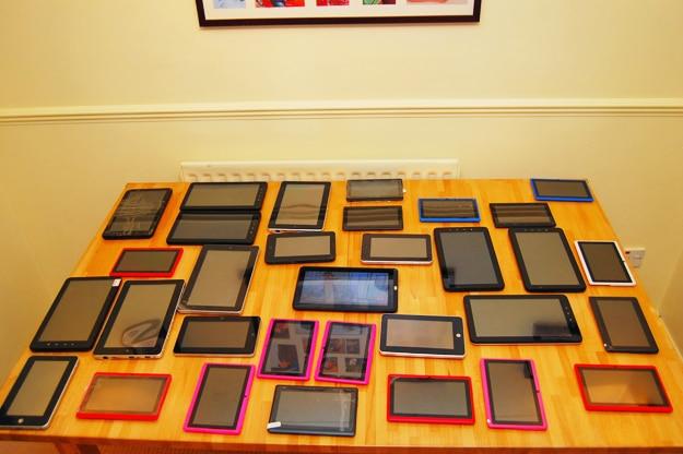 20 Tablet Photo Frame