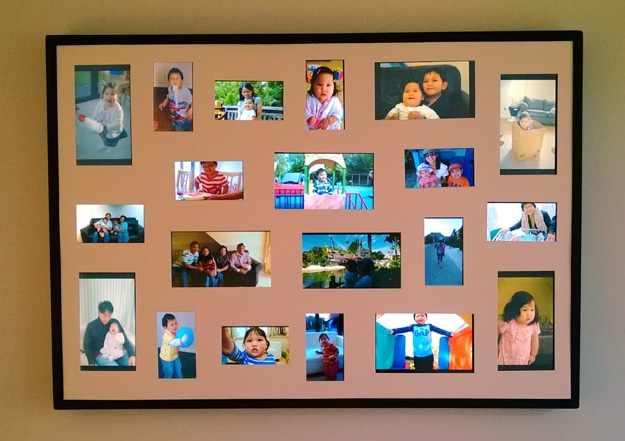 Ultimate Interactive Photo Frame Consists Of 20 Android Tablets