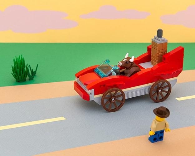 States Of LEGO