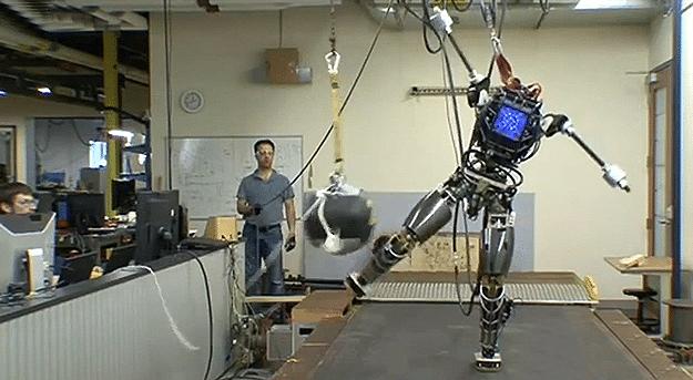 Atlas Human-Like Robot