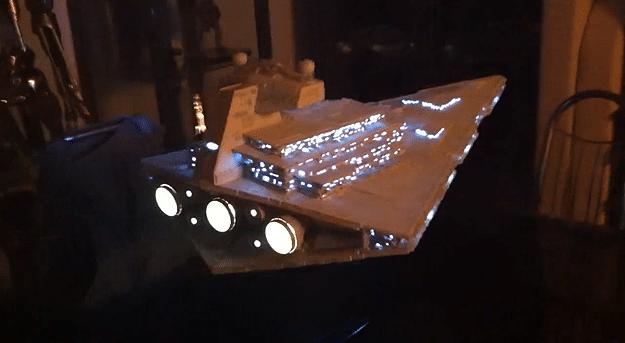 Avenger Star Destroyer Build