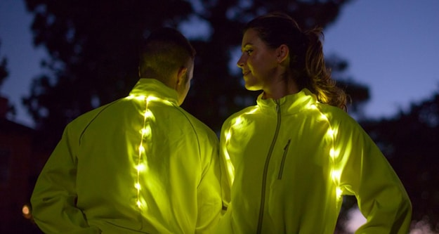 Badger 360 LED Jacket Is The Latest In Sports Wear