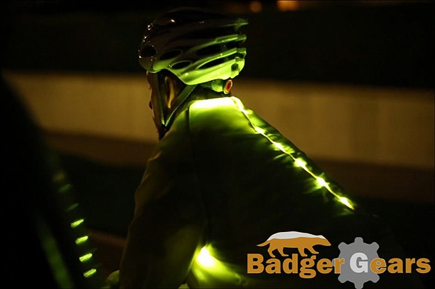 Badger 360 LED Jacket