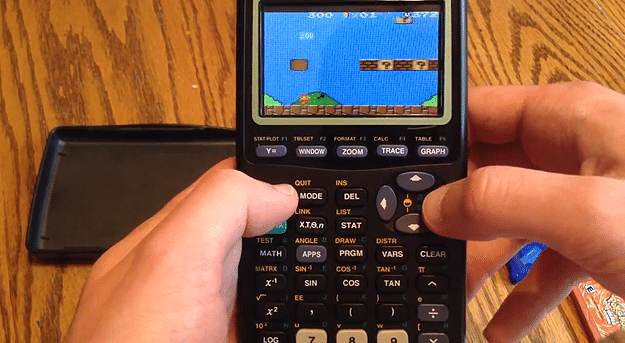 Calculator Game Boy Games