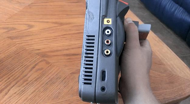 Custom Portable N64 Build