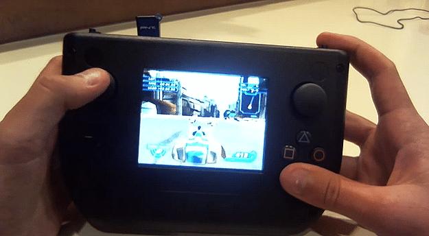 Custom Portable Pocket Consoles