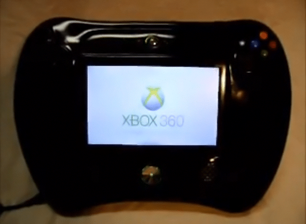 Modder Builds Incredibly Sleek Portable XBOX 360