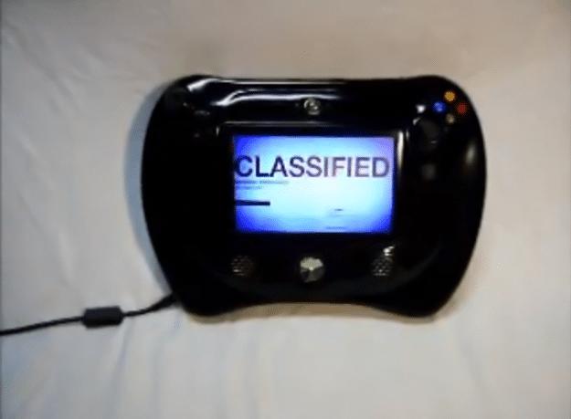 Custom Portable XBOX 360