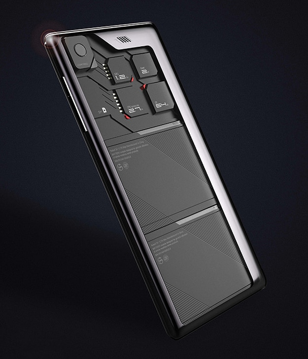 ECO-MOBIUS: Third Modular Smartphone Joins The Race