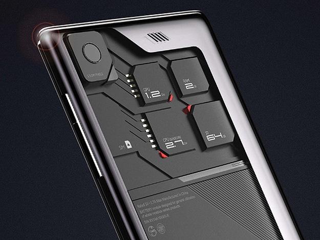 ECO-MOBIUS Modular Smartphone