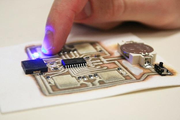 EX1 Circuit Board Printer