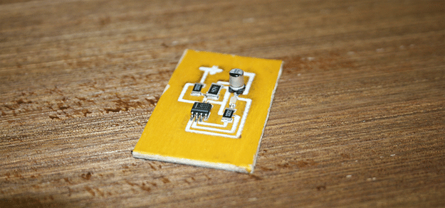 EX1 Circuit Board Printer