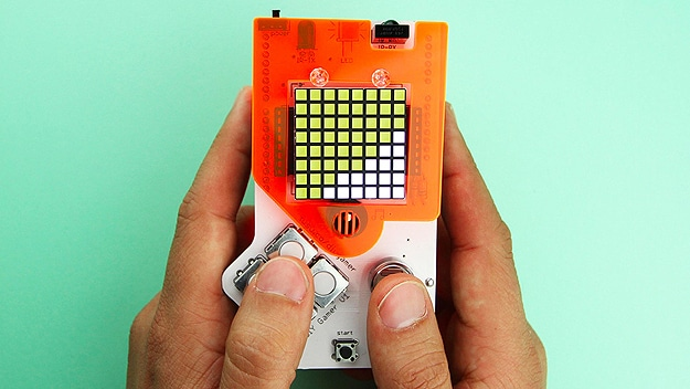 Gamer Kit Allows You To Build Your Own Handheld Gaming System