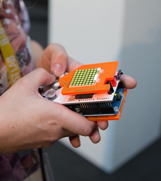 Handheld DIY Gamer Kit