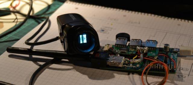 Home-Brew Google Glass