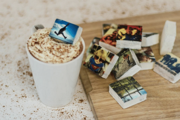 Instagram Picture Marshmallows Service