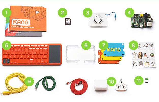 Kano Modular Computer Kit