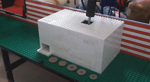 LEGO Claw Arcade Game