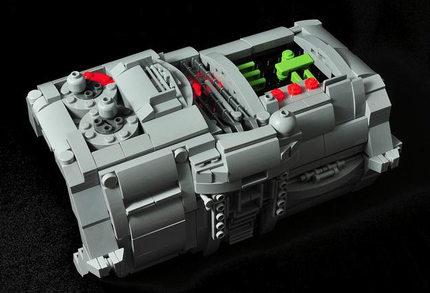LEGO PIP-Boy 3000 Build