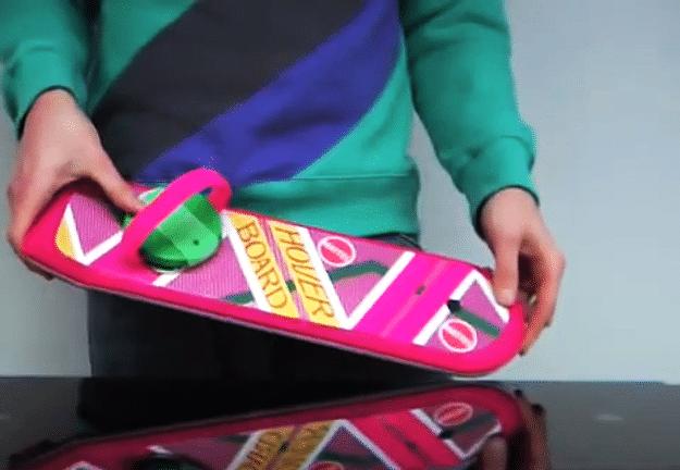 Levitation Hoverboard Prototype Build