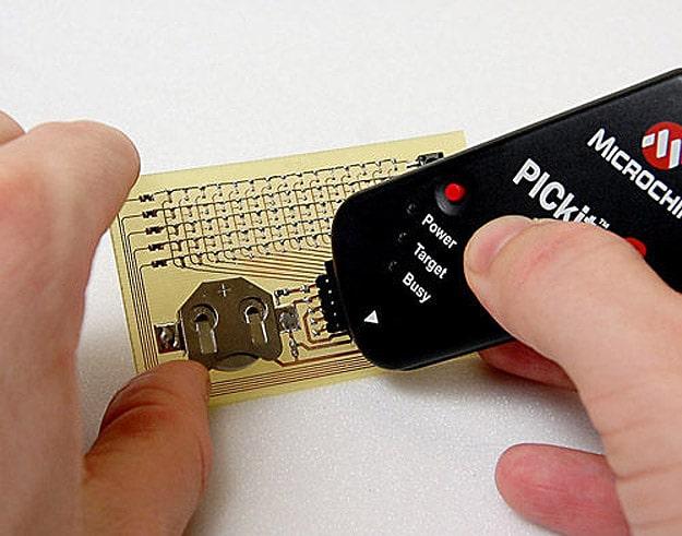 Matrix Digital Business Card