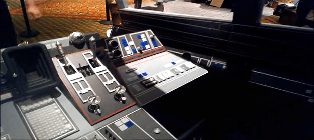 Millennium Falcon Cockpit Project