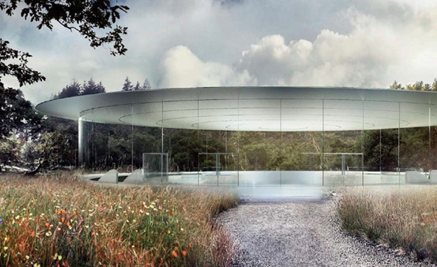 New Pictures Of Apple Building
