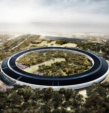25 New Pictures Surface Of The Future Apple Headquarters