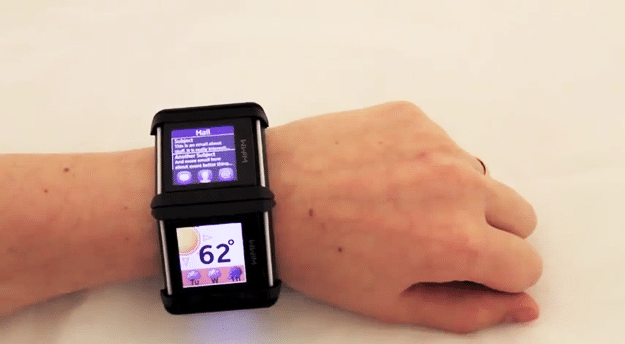 Nokia Multi-Display Smartwatch