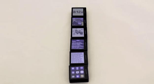 Nokia Multi-Display Smartwatch